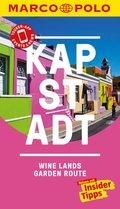 MARCO POLO Reiseführer Kapstadt, Wine-Lands und Garden Route (eBook, PDF)