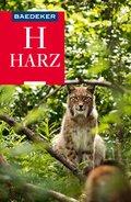 Baedeker Reiseführer Harz (eBook, PDF)