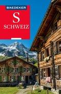 Baedeker Reiseführer Schweiz (eBook, PDF)