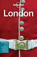 Lonely Planet Reiseführer London (eBook, ePUB)