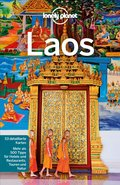 Lonely Planet Reiseführer Laos (eBook, PDF)
