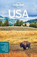 Lonely Planet Reiseführer USA (eBook, PDF)