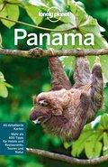 Lonely Planet Reiseführer Panama (eBook, PDF)