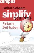 simplify your time - Einfach Zeit haben