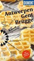 DuMont direkt Reiseführer Antwerpen, Gent, Brügge (eBook, PDF)