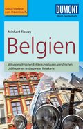 DuMont Reise-Taschenbuch Reiseführer Belgien (eBook, PDF)