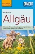 DuMont Reise-Taschenbuch Reiseführer Allgäu (eBook, PDF)