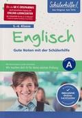 Englisch 5.-6. Klasse - Gute Noten mit der Schülerhilfe