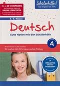 Deutsch 4.-5. Klasse - Gute Noten mit der Schülerhilfe