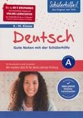 Deutsch 9.-10. Klasse - Gute Noten mit der Schülerhilfe