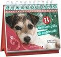 24 Weihnachtsgrüße für Hundefreunde
