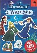 Die drei Magier - Stickerbuch
