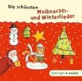 Die schönsten Weihnachts- und Winterlieder, 1 Audio-CD