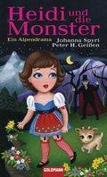 Heidi und die Monster (eBook, ePUB/PDF)