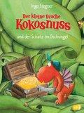 Der kleine Drache Kokosnuss und der Schatz im Dschungel (eBook, ePUB)