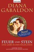 Feuer und Stein - Eine Liebe in den Highlands (eBook, ePUB)