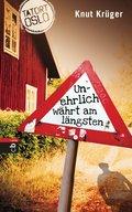 Tatort Oslo - Unehrlich währt am längsten (eBook, ePUB)