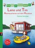 Erst ich ein Stück, dann du - Lena und Tim - Abenteuerferien auf dem Hausboot (eBook, ePUB)