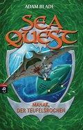 Sea Quest - Manak, der Teufelsrochen (eBook, ePUB)