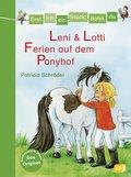 Erst ich ein Stück, dann du - Leni & Lotti - Ferien auf dem Ponyhof (eBook, ePUB)
