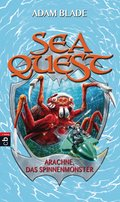 Sea Quest - Arachne, das Spinnenmonster (eBook, ePUB)
