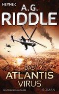 Das Atlantis-Virus (eBook, ePUB)