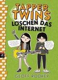 Tapper Twins - Löschen das Internet (eBook, ePUB)
