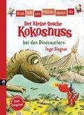 Erst ich ein Stück, dann du - Der kleine Drache Kokosnuss bei den Dinosauriern (eBook, ePUB)
