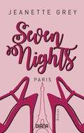 Seven Nights - Paris (eBook, ePUB)