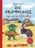 Erst ich ein Stück, dann du - Die Krumpflinge - Egon und der Schulausflug (eBook, ePUB)