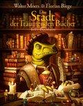 Die Stadt der Träumenden Bücher (Comic) (eBook, PDF)