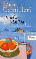 Brief an Matilda (eBook, ePUB)