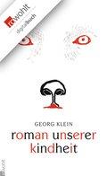 Roman unserer Kindheit (eBook, ePUB)