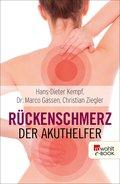 Rückenschmerz: Der Akuthelfer (eBook, ePUB)
