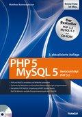 PHP5 - MySQL5 (eBook, PDF)