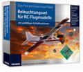 Beleuchtungsset für RC-Flugmodelle (32 Bauteile + Handbuch)