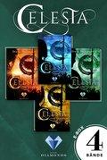 Celesta: Sammelband der epischen Fantasy-Serie »Celesta« (eBook, )