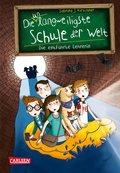Die unlangweiligste Schule der Welt 3: Die entführte Lehrerin (eBook, ePUB)