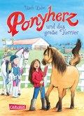 Ponyherz 3: Ponyherz und das große Turnier (eBook, ePUB)