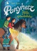 Ponyherz 11: Hilfe, Pferdediebe! (eBook, ePUB)
