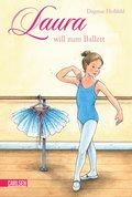 Laura 1: Laura will zum Ballett (eBook, ePUB)