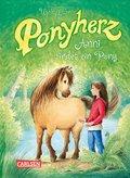 Ponyherz 1: Anni findet ein Pony (eBook, ePUB)