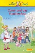 Conni-Erzählbände 25: Conni und das Familienfest (eBook, ePUB)