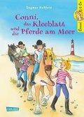 Conni & Co 11: Conni, das Kleeblatt und die Pferde am Meer (eBook, ePUB)