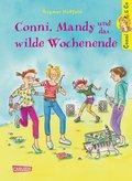 Conni & Co 13: Conni, Mandy und das wilde Wochenende (eBook, ePUB)