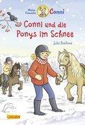 Conni-Erzählbände 34: Conni und die Ponys im Schnee (eBook, ePUB)