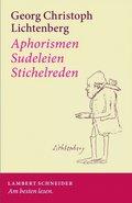Aphorismen - Sudeleien - Stichelreden (eBook, ePUB)