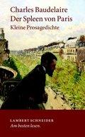 Der Spleen von Paris (eBook, PDF)