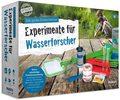 Die große Entdeckerbox: Experimente für Wasserforscher (Experimentierkasten)