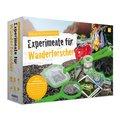Die große Entdeckerbox: Experimente für Wanderforscher (Experimentierkasten)